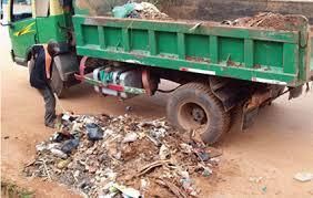 drainage waste