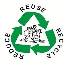 reduce,reuse and recycle